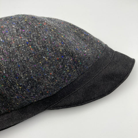 Speckled Wool Cloche £55