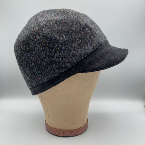 Speckled Wool Cloche