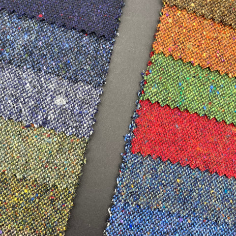 Speckled Wool fabrics