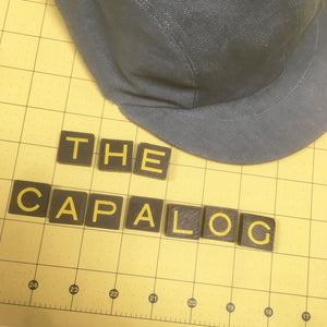The Capalog - Hand Patterned Caps