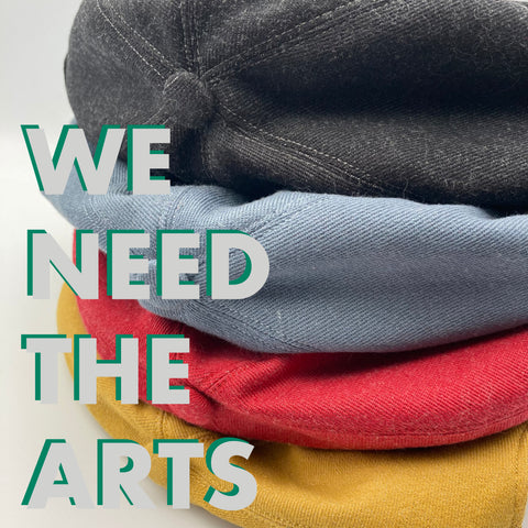 We need the arts poster