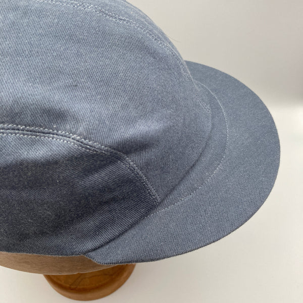 Blue Grey Basic Cap