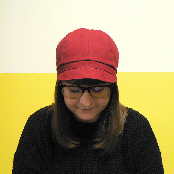 Brick Cloche Cap