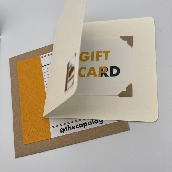 Option A - £35 Gift Card