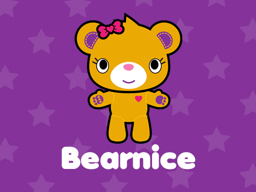 Build-A-Bear Apparel and Kabu Club Bearnice