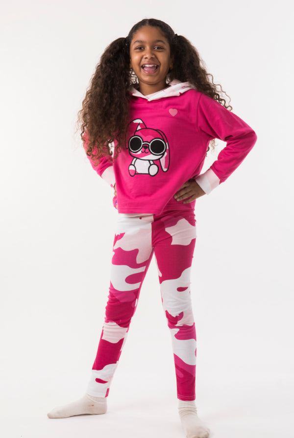 Bearnice Camo Leggings - Build-A-Bear Apparel and The Kabu Crew
