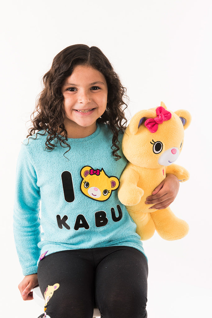 I KABU Interchangeable Wooly Sweat - Build-A-Bear Apparel