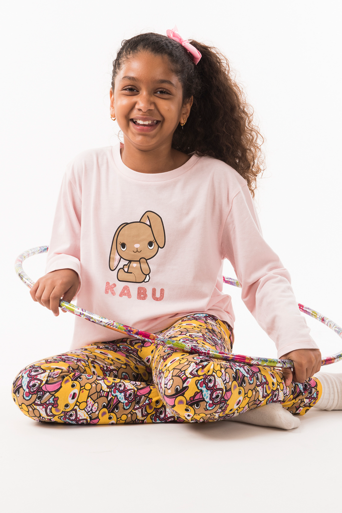 Pawlette Long Sleeve Tee - Build-A-Bear Apparel