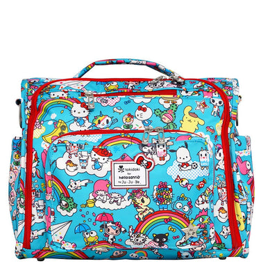 B.F.F. Diaper Bag - Rainbow Dreams - Ju-Ju-Be