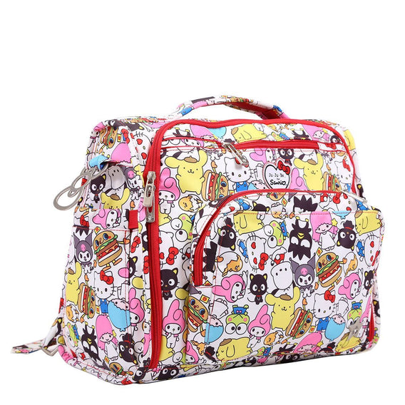 B.F.F. Diaper Bag - Hello Sanrio - Ju-Ju-Be
