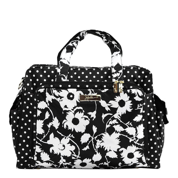 Be Prepared Diaper Bag - The Heiress - Ju-Ju-Be
