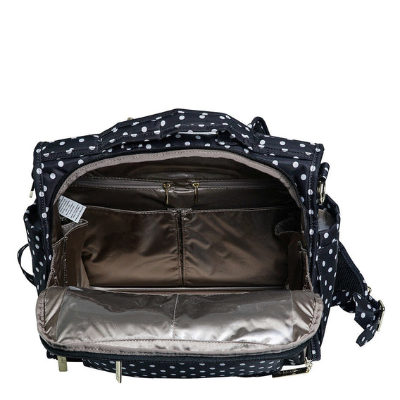 B.F.F. Diaper Bag - The Duchess - Ju-Ju-Be