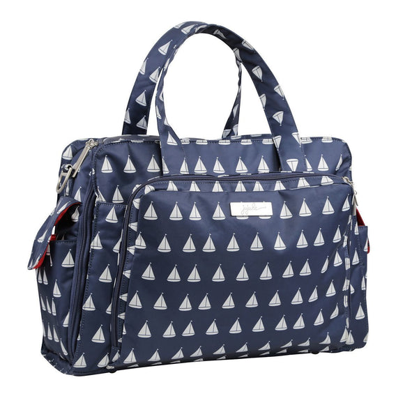Be Prepared Diaper Bag - Annapolis - Ju-Ju-Be