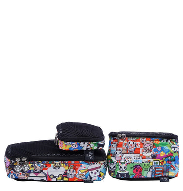 Be Organized Tokidoki - Sushi Cars - Ju-Ju-Be