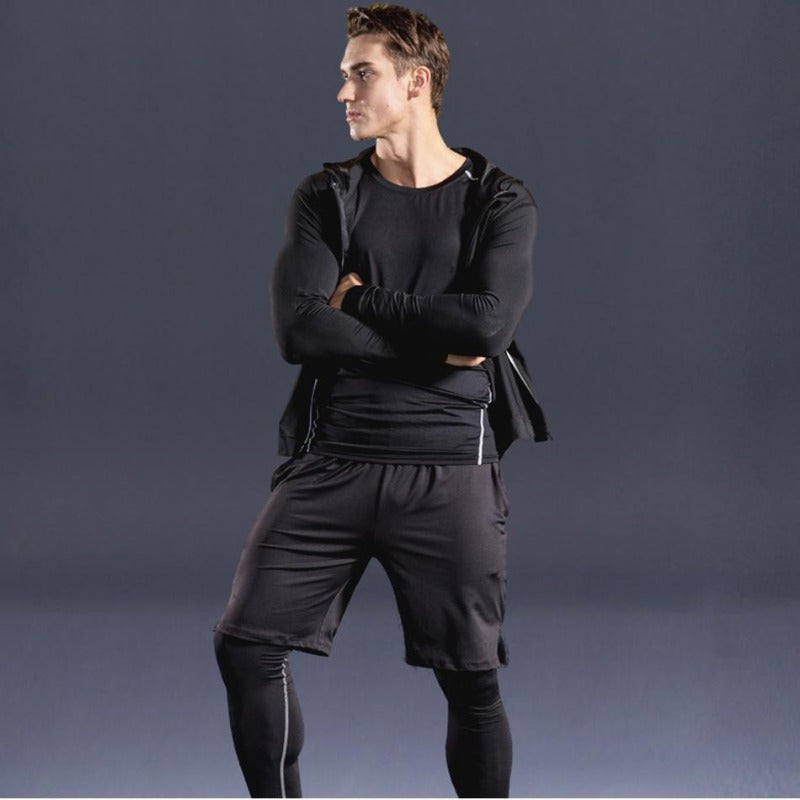 Ensemble  Compression Running  Sport