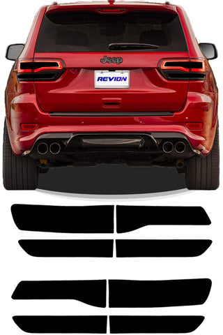 Revion Rear Tail Light Tint Kit 14-19