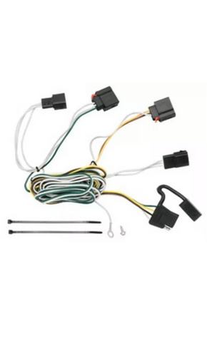 2007-2013 Trailer Hitch Wiring Harness
