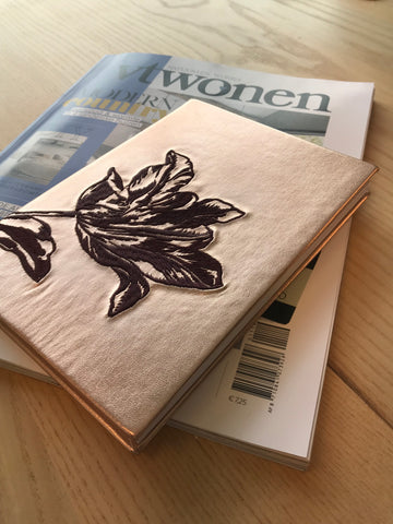 BIEN moves notebook Tulip VT wonen magazine
