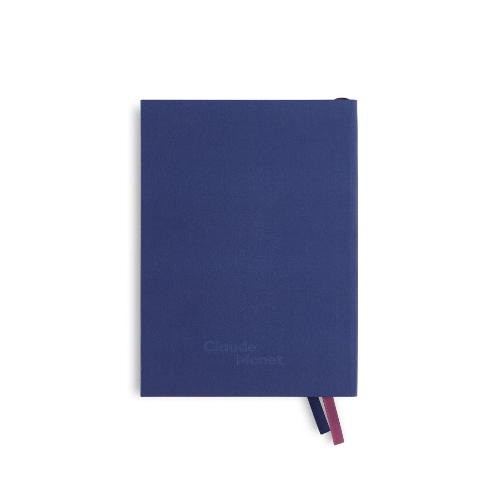 Cotton notebook - Wisteria