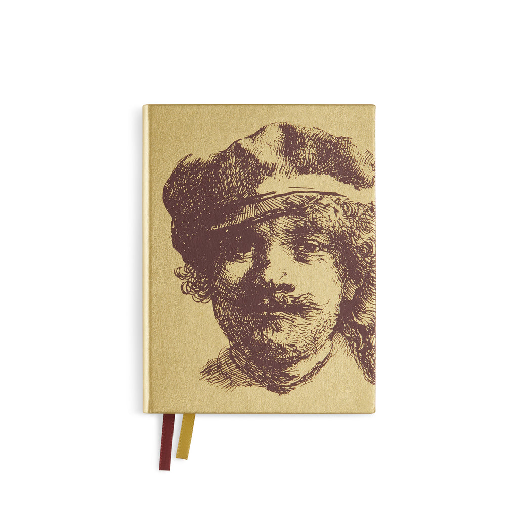 Embossed notebook - Rembrandt van Rijn - BIEN moves