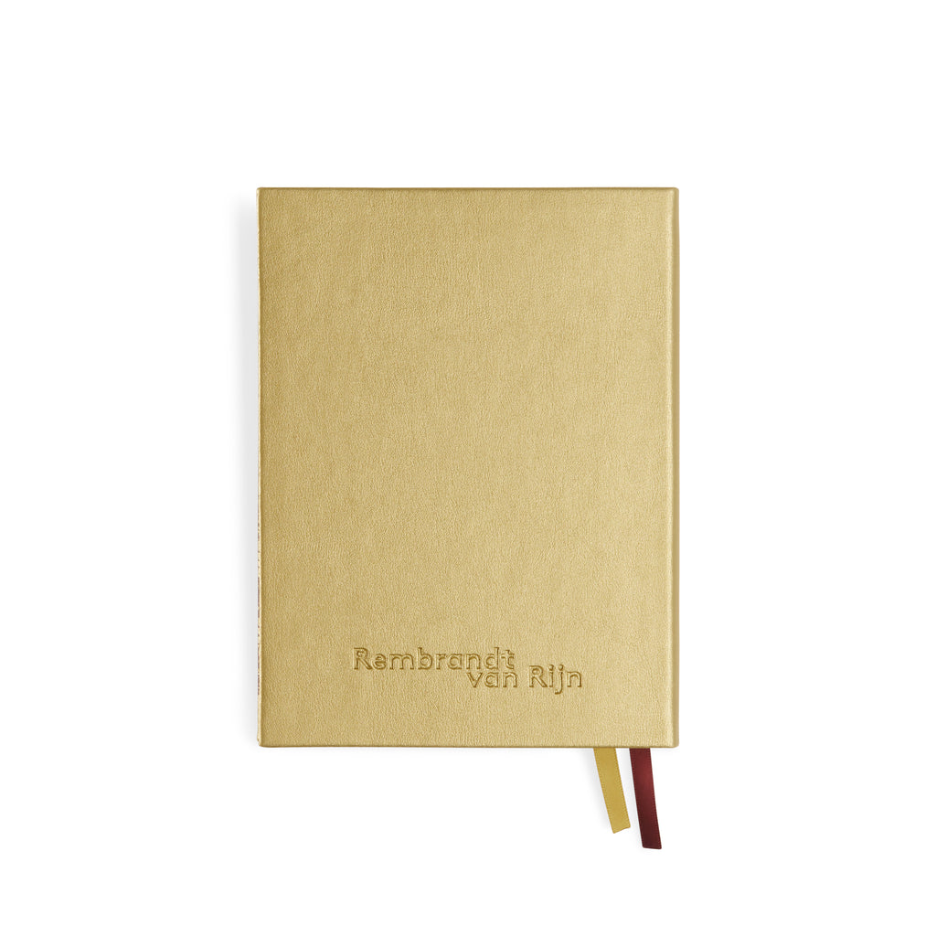 Embossed notebook - Rembrandt van Rijn
