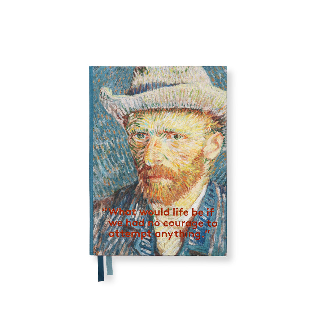 Cotton notebook - Vincent van Gogh - BIEN moves
