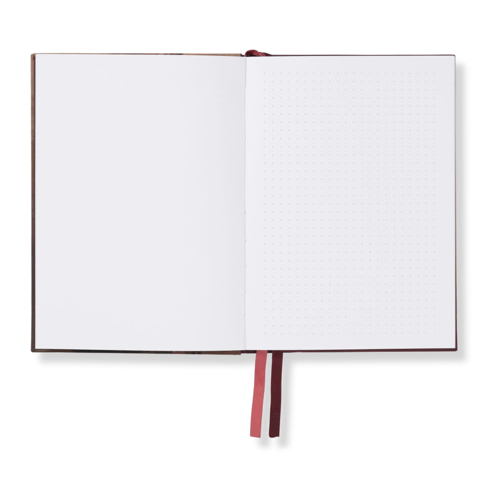 Cotton notebook - Aletta Jacobs