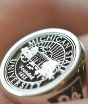 Custom Made Michigan State University-Minimalist Designs