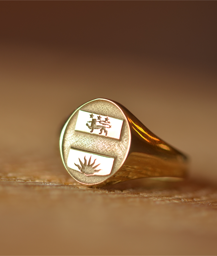 ring; signet ring; family crest ring; monogram ring; monogram signet ring; family ring; crest ring; coat of arms ring; class ring; college ring; university ring; graduation ring; customized jewelry; custom jewelry; personalized jewelry; custom made ring; made to order ring; solid gold ring; solid gold necklace; silver ring; silver necklace; sterling silver jewelry; sterling silver ring; sterling silver necklace; personalized necklace; custom made necklace;