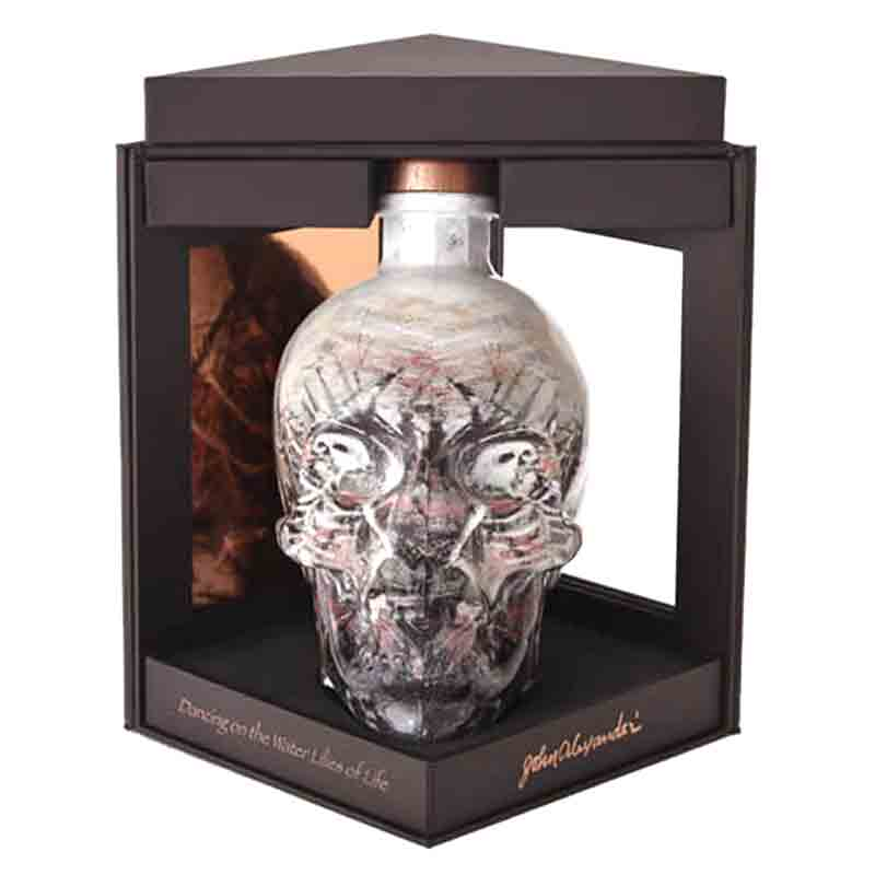 John Alexander Limited Edition Crystal Head Vodka 750ml - ShopSK