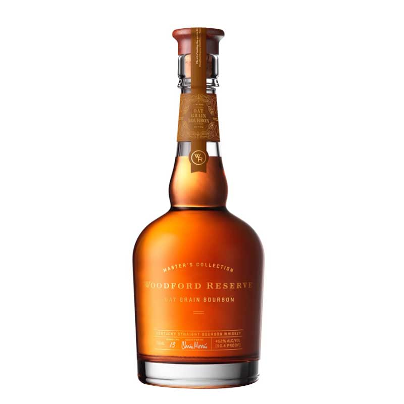 Shopsk - Woodford Reserve Master's Collection Oat Grain Bourbon 750ml