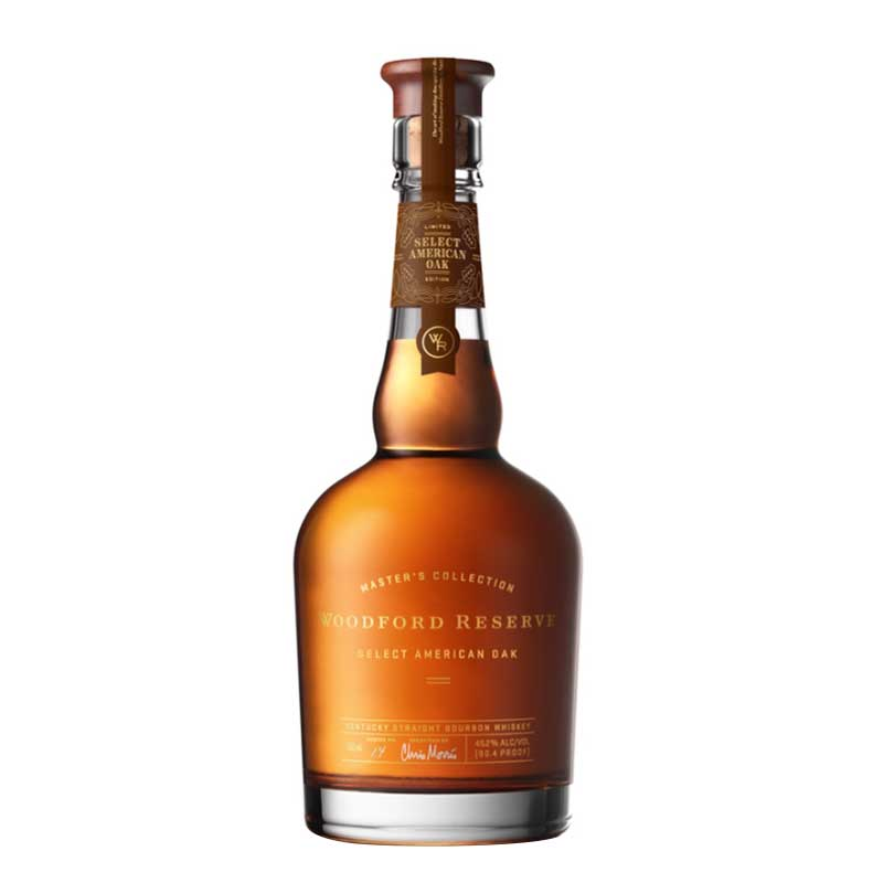 shopsk - Woodford Reserve Master's Collection Select American Oak Bourbon 750ml