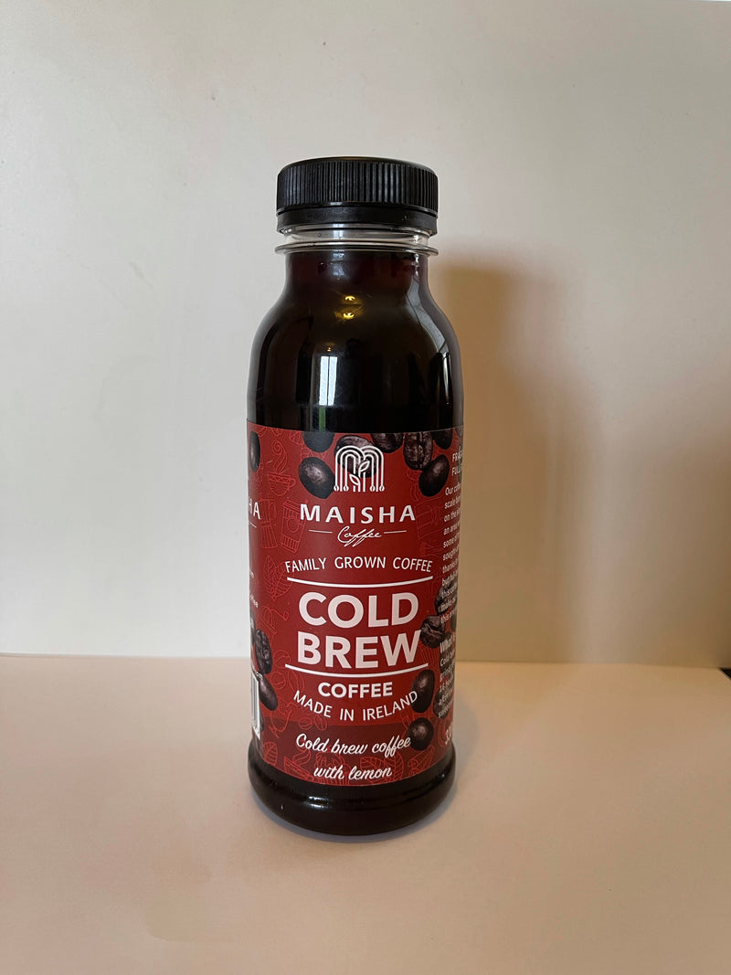 Lemon Cold Brew
