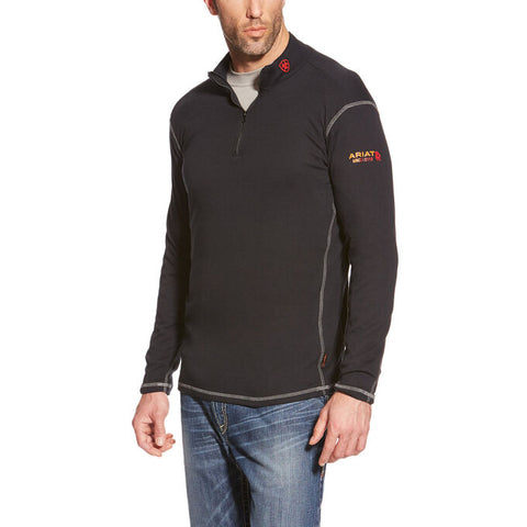 ARIAT® FR Polartec 1/4 Zip Top