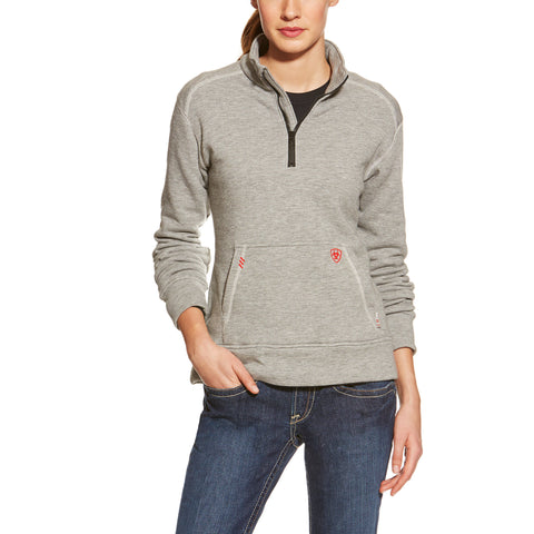 ARIAT® FR Polartec Fleece 1/4 Zip Top
