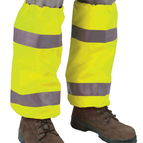 ergodyne® GloWear® 8008 Class E Hi-Vis Gaiters - Multiple Colors