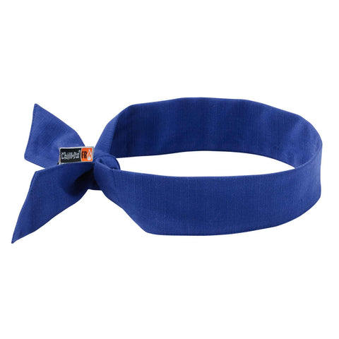 ergodyne® Chill-Its® 6700FR Evaporative FR Cooling Bandana - Tie - Multiple Colors