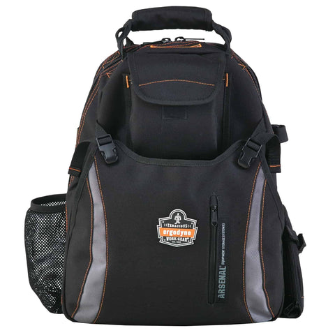ergodyne® Arsenal® 5843 Tool Backpack - Dual Compartment