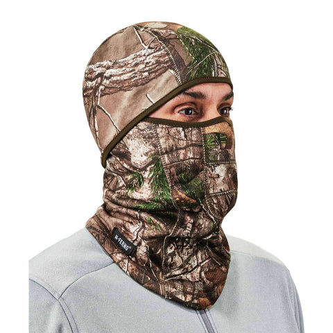 ergodyne® N-Ferno® 6823 Balaclava Face Mask - Wind-Proof - Hinged Design - Multiple Styles - OSFA