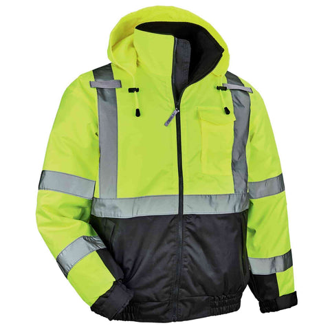 ergodyne® GloWear® 8377 Thermal High-Visibility Jacket