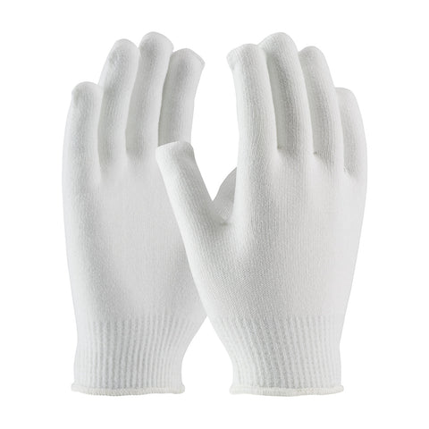 PIP® Seamless Knit Thermax® Glove - 13 Gauge - Unisex - White - Large