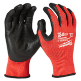 Milwaukee Nitrile Dipped Gloves