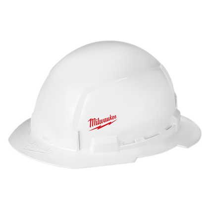 Milwaukee Full Brim Hard Hat with BOLT™ Accessories