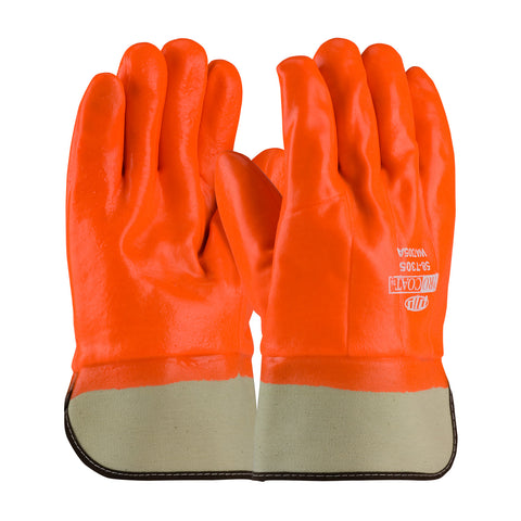 PIP® ProCoat® Insulated PVC Dipped Glove w/Smooth Finish - 58-7305