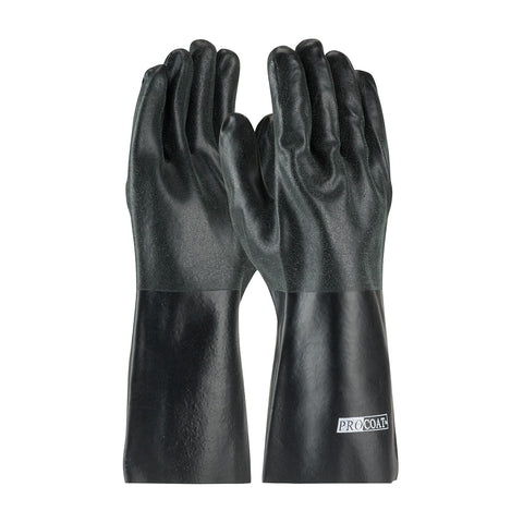 PIP® ProCoat® PVC Dipped Glove w/Interlock Liner & Sandy Finish - 58-8140DD