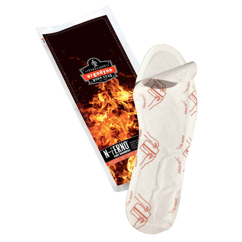 ergodyne® N-Ferno® 6995 Full Foot Warming Packs