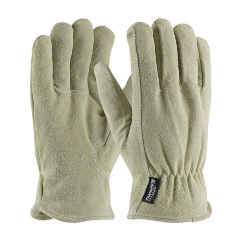 PIP® Split Cowhide Leather Glove w/3M™ Thinsulate™ Lining - 77-289TL