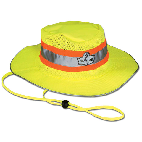 ergodyne® GloWear® 8935 Hi-Vis Ranger Hat - Multiple Sizes/Colors