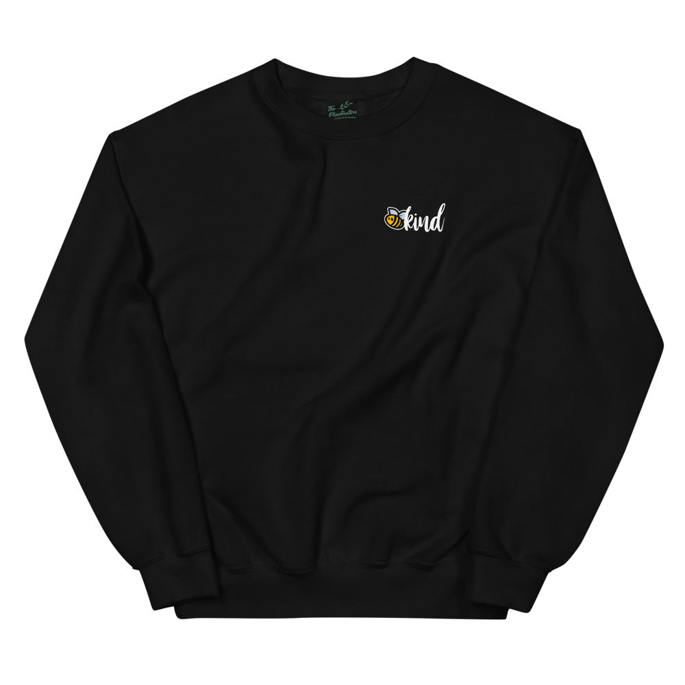 Be(e) Kind | Organic Sweatshirt - theplantnation