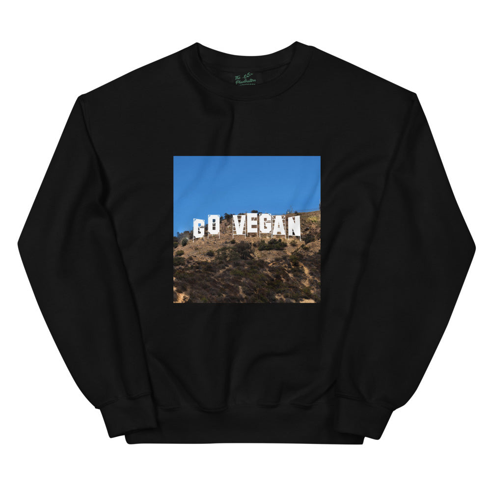 Go Vegan | Sweatshirt